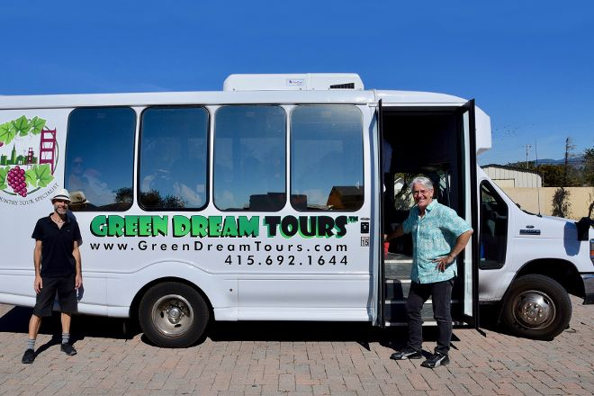 Green Dream Tours, San Francisco, United States