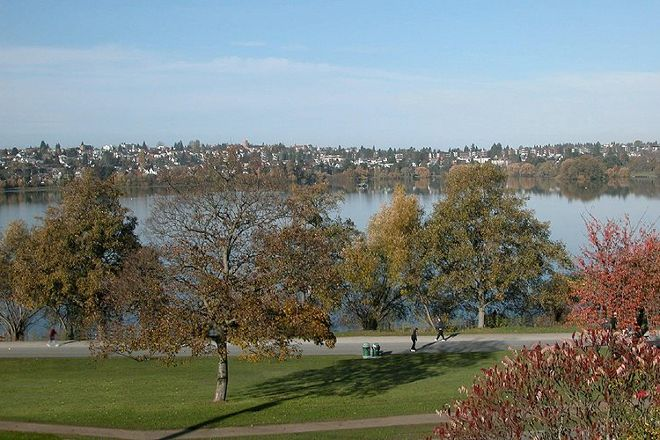 Green Lake Park, Seattle, United States