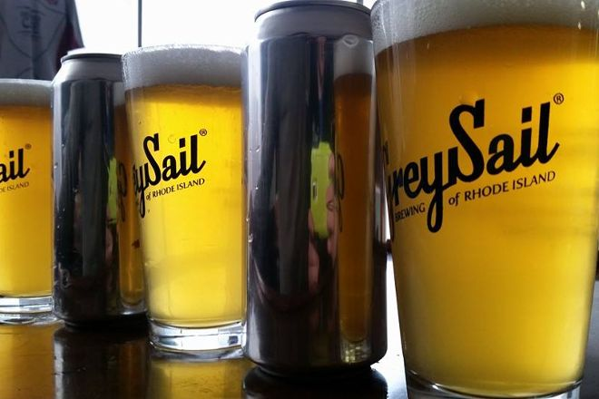 Grey Sail Brewing of Rhode Island, Westerly, United States