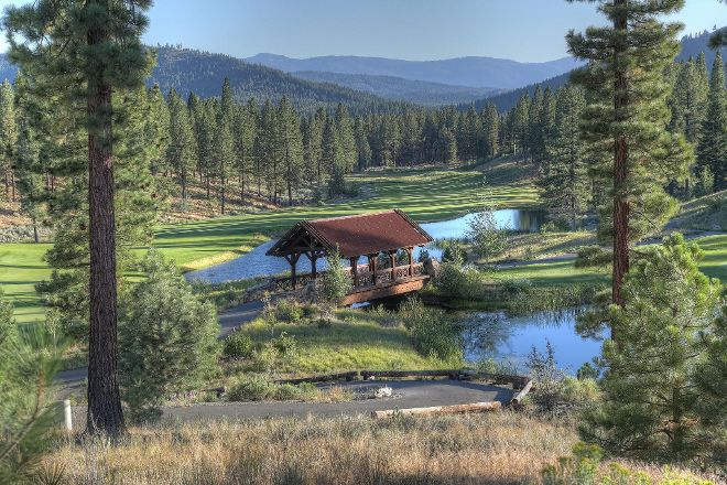 Grizzly Ranch Golf Club, Portola, United States