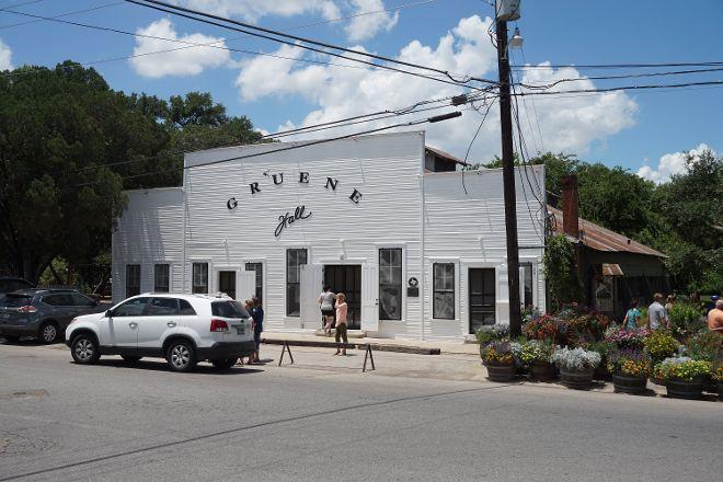 Gruene Hall, New Braunfels, United States