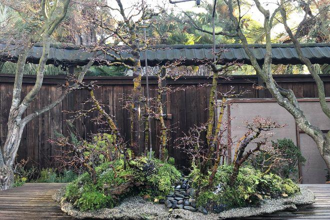 GSBF Bonsai Garden at Lake Merritt, Oakland, United States