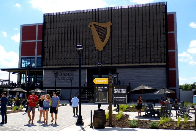Guinness Open Gate Brewery & Barrel House, Halethorpe, United States