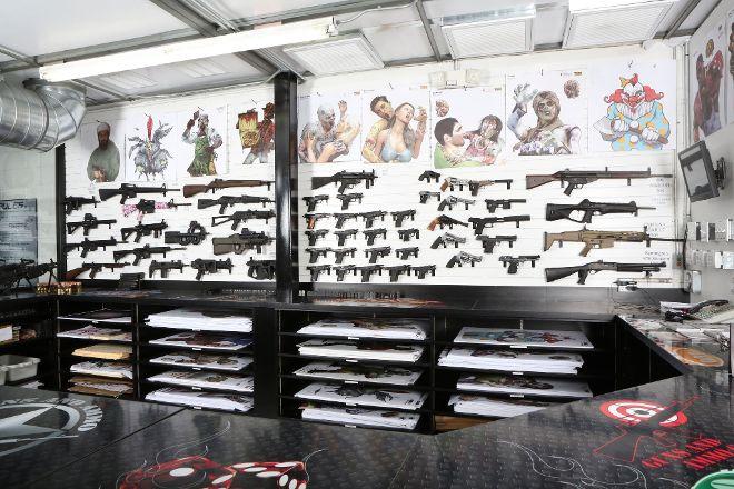Gun Garage, Las Vegas, United States