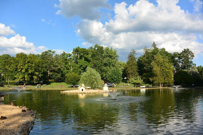 Gypsy Hill Park, Staunton, United States