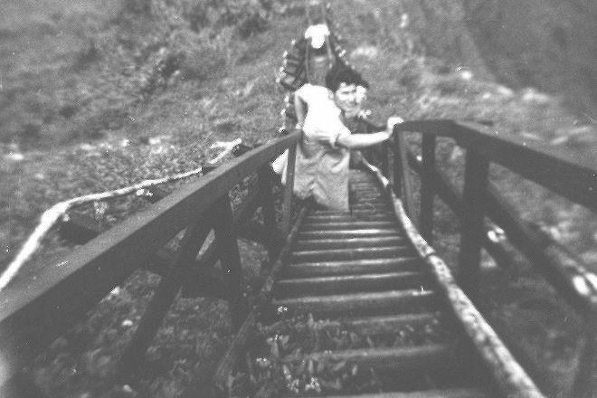 Haiku Stairs, Kaneohe, United States