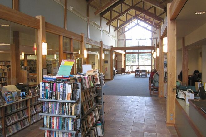 Haines Borough Public Library, Haines, United States