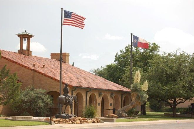 Haley Memorial Library and History Center, Midland, United States