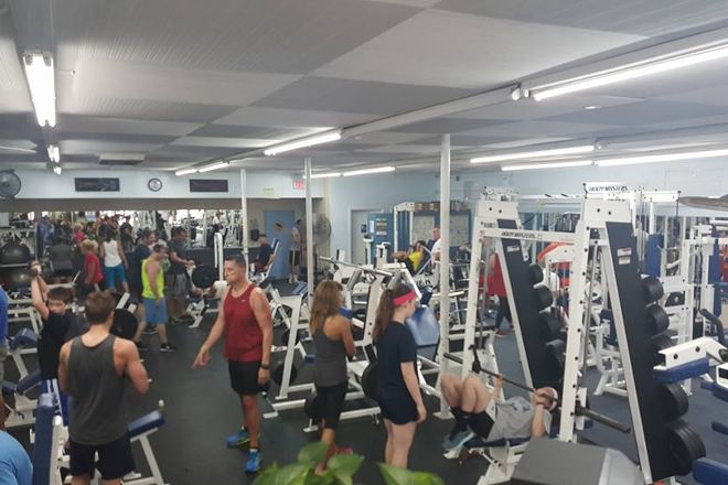 Hammerhead Beach Gym, Fort Myers Beach, United States
