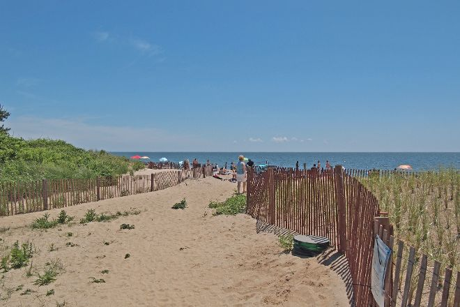 Hammonasset Beach State Park, Madison, United States