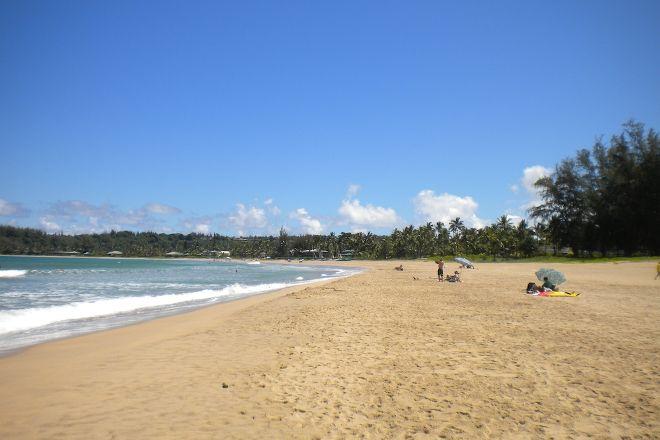 Hanalei Beach, Hanalei, United States