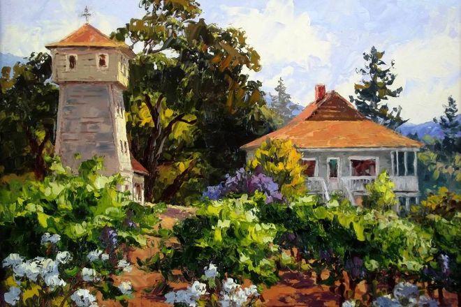 Handley Cellars Winery, Philo, United States