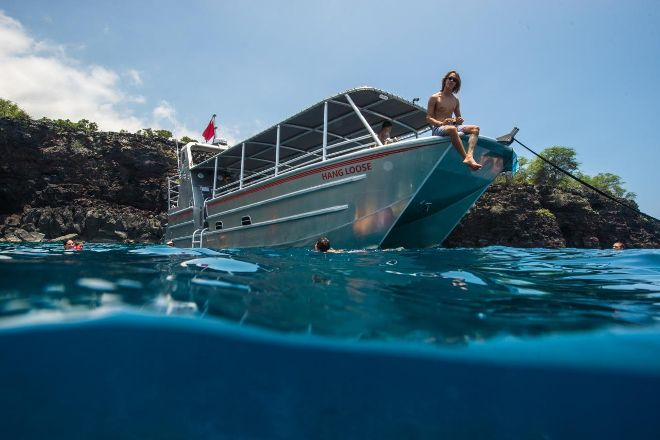 Hang Loose Boat Tours, Kailua-Kona, United States