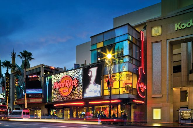 Hard Rock Cafe, Los Angeles, United States