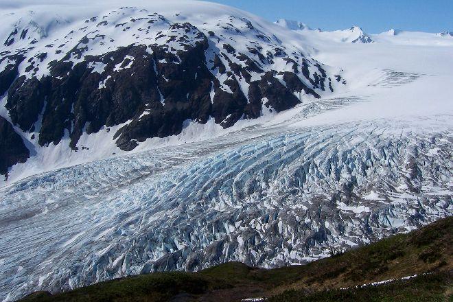 Harding Ice Field Trail, Kenai Fjords National Park, United States