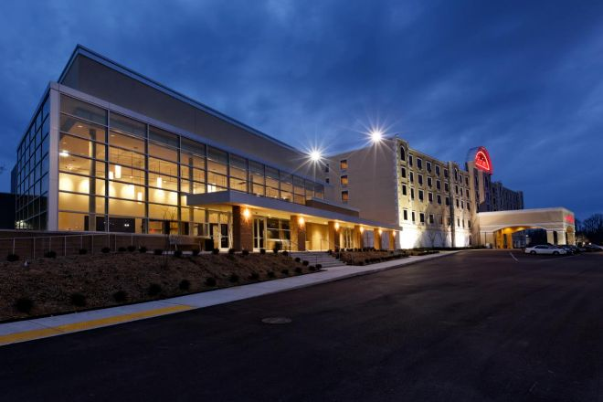 Harlow's Casino Resort & Spa, Greenville, United States