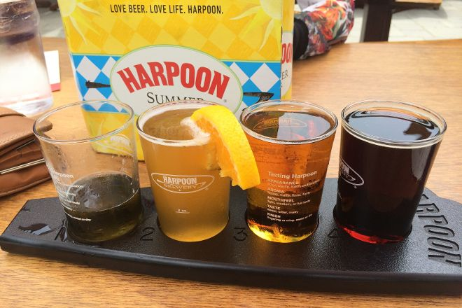 Harpoon Brewery, Windsor, United States