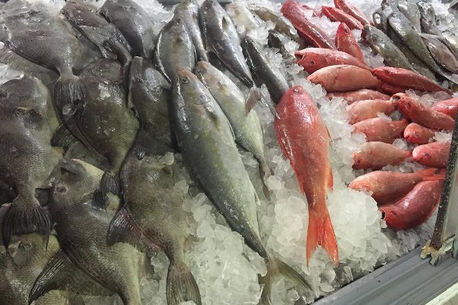 Harrelson's Seafood Market, Murrells Inlet, United States