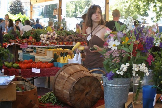 Harrisonburg Farmers Market, Harrisonburg, United States