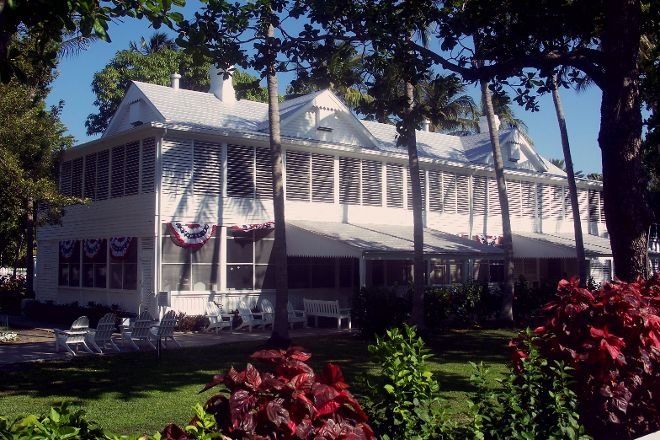 Truman Little White House, Key West, United States