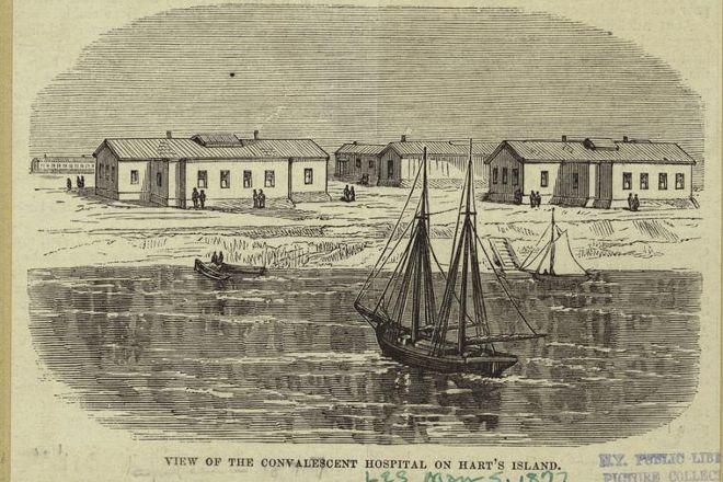 Hart Island, Bronx, United States