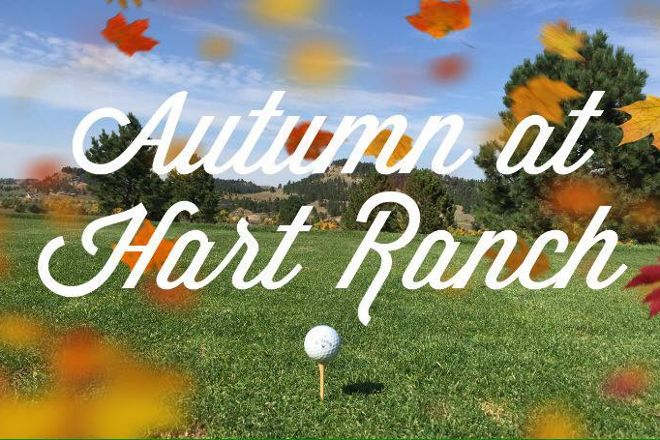 Hart Ranch Golf Course, Rapid City, United States