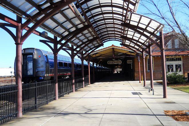 Hattiesburg Station, Hattiesburg, United States