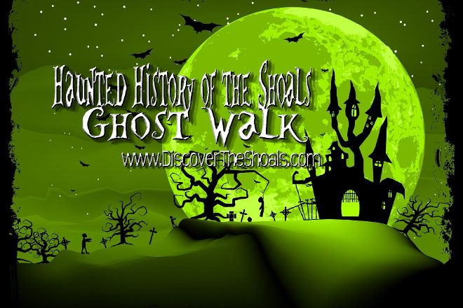 Haunted History of the Shoals Ghost Walk, Florence, United States