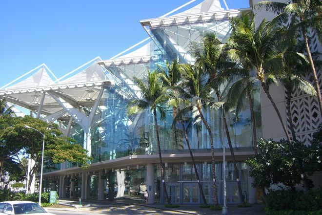 Hawaii Convention Center, Honolulu, United States