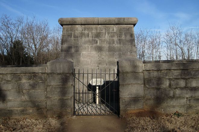 Hazen Brigade Monument, Murfreesboro, United States