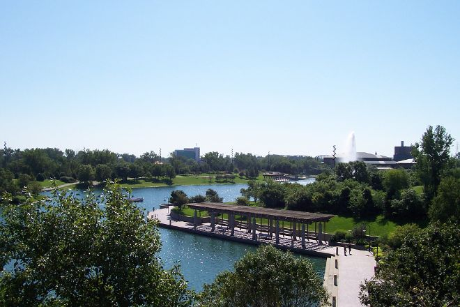 Heartland of America Park, Omaha, United States
