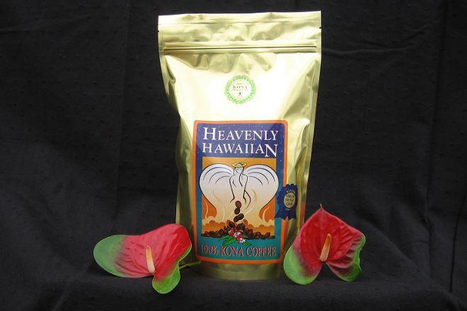Heavenly Hawaiian Kona Coffee Farm, Holualoa, United States
