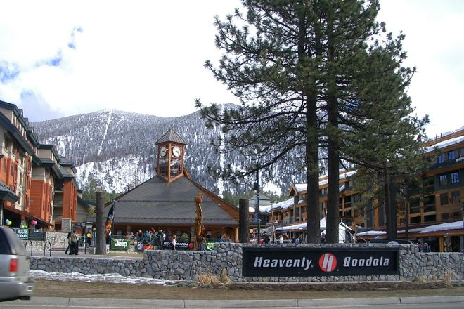Heavenly Mountain Resort, Lake Tahoe (California), United States