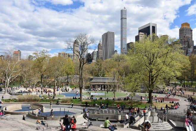Heckscher Playground, New York City, United States