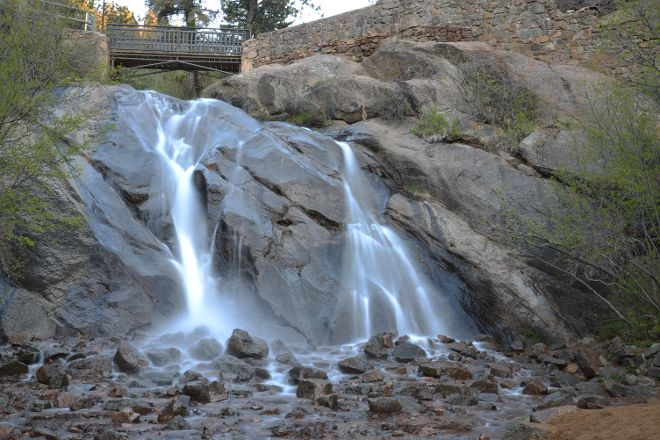 Helen Hunt Falls, Colorado Springs, United States