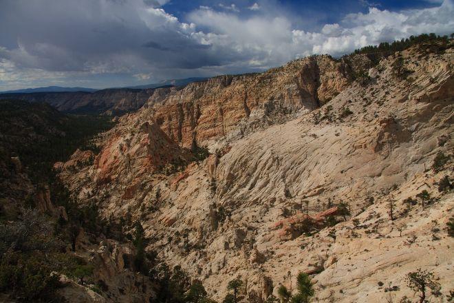Hell's Backbone Road, Escalante, United States