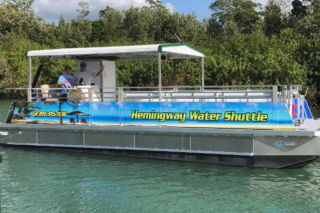 Hemingway Water Shuttle, Marco Island, United States