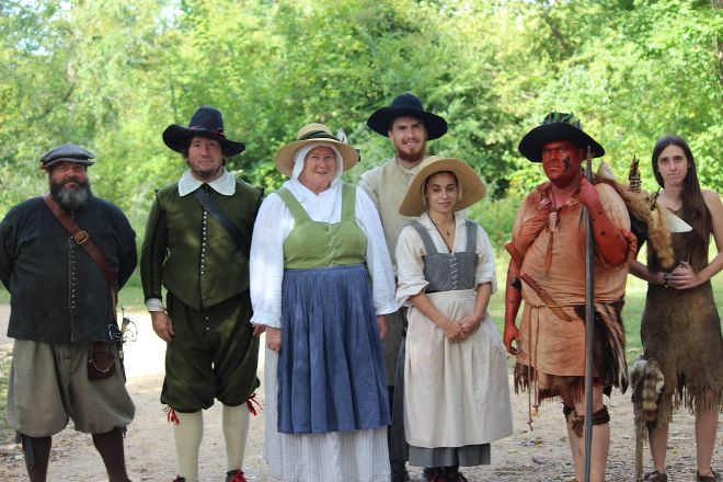 Henricus Historical Park, Chester, United States