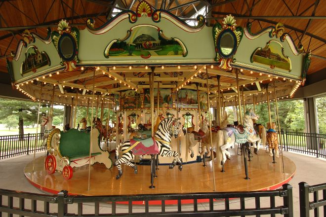 Heritage Carousel, Des Moines, United States