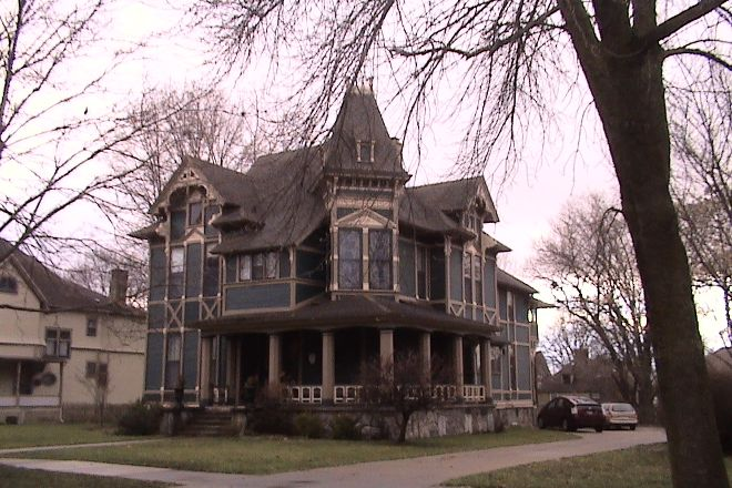 Heritage Hill Historic District, Grand Rapids, United States