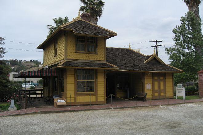 Heritage Square Museum, Los Angeles, United States