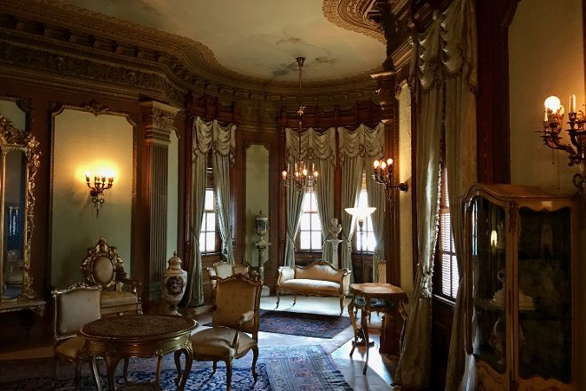 Heurich House Museum, Washington DC, United States