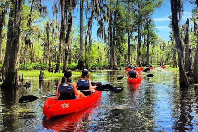 Hidden Adventure Tours, New Orleans, United States