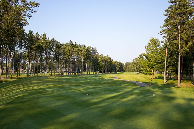 Hidden River Golf and Casting Club, Brutus, United States