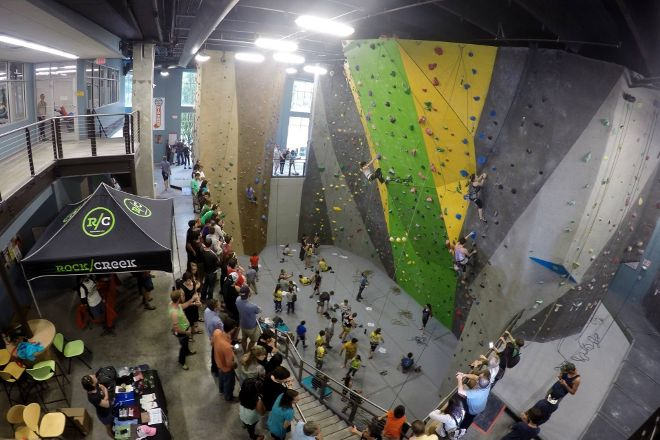 High Point Climbing, Chattanooga, United States