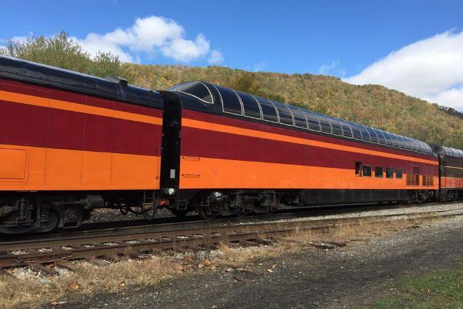 Hinton Railroad Museum, Hinton, United States