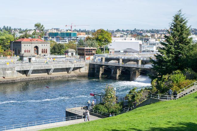 Hiram M. Chittenden Locks, Seattle, United States