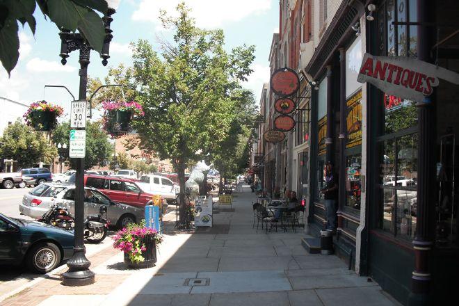 Historic 25th Street, Ogden, United States
