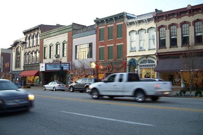 Historic District, Madison, United States