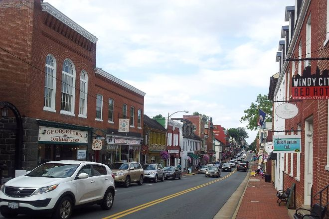 Historic Downtown, Leesburg, United States